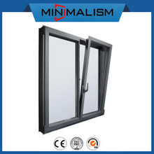 Aluminum Window Factory Awning Window with Top-Grade Thermal Break