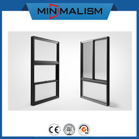 New Product Double/Single Hung Window with High-End Design